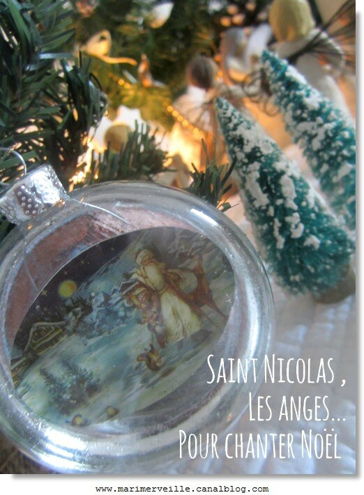 saint nicolas, les anges - marimerveille