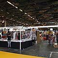 Allées de Japan Expo le matin