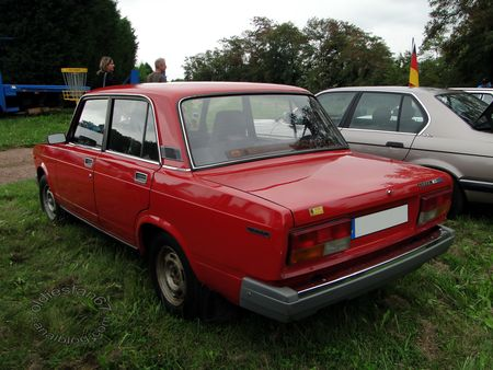 lada 2107 1500 de 1984 bourse de crehange 2011 2