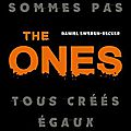 The ones de daniel sweren-becker