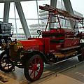 BENZ camion de lutte contre les incendies 1912 Stuttgart (1)
