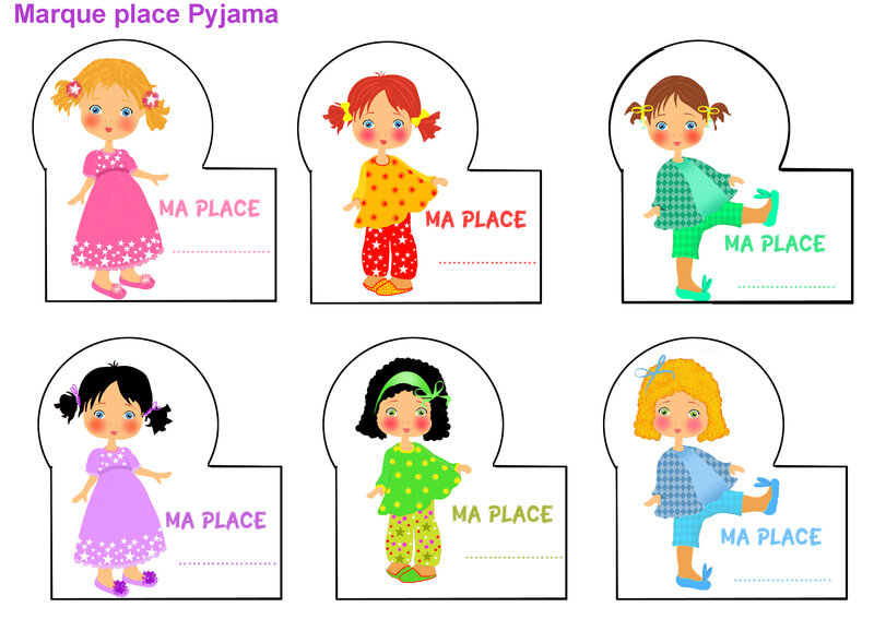 Marque_place_Pyjama
