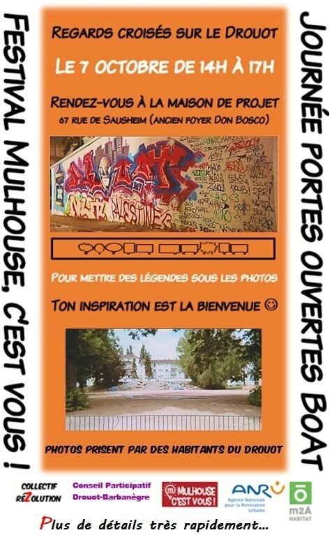 Quartier Drouot - Regards croisés sur le Drouot