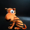 doudou tigre design