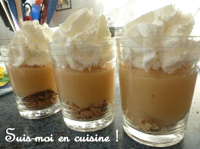 """Mon dessert """"Goûter Volé"""""""