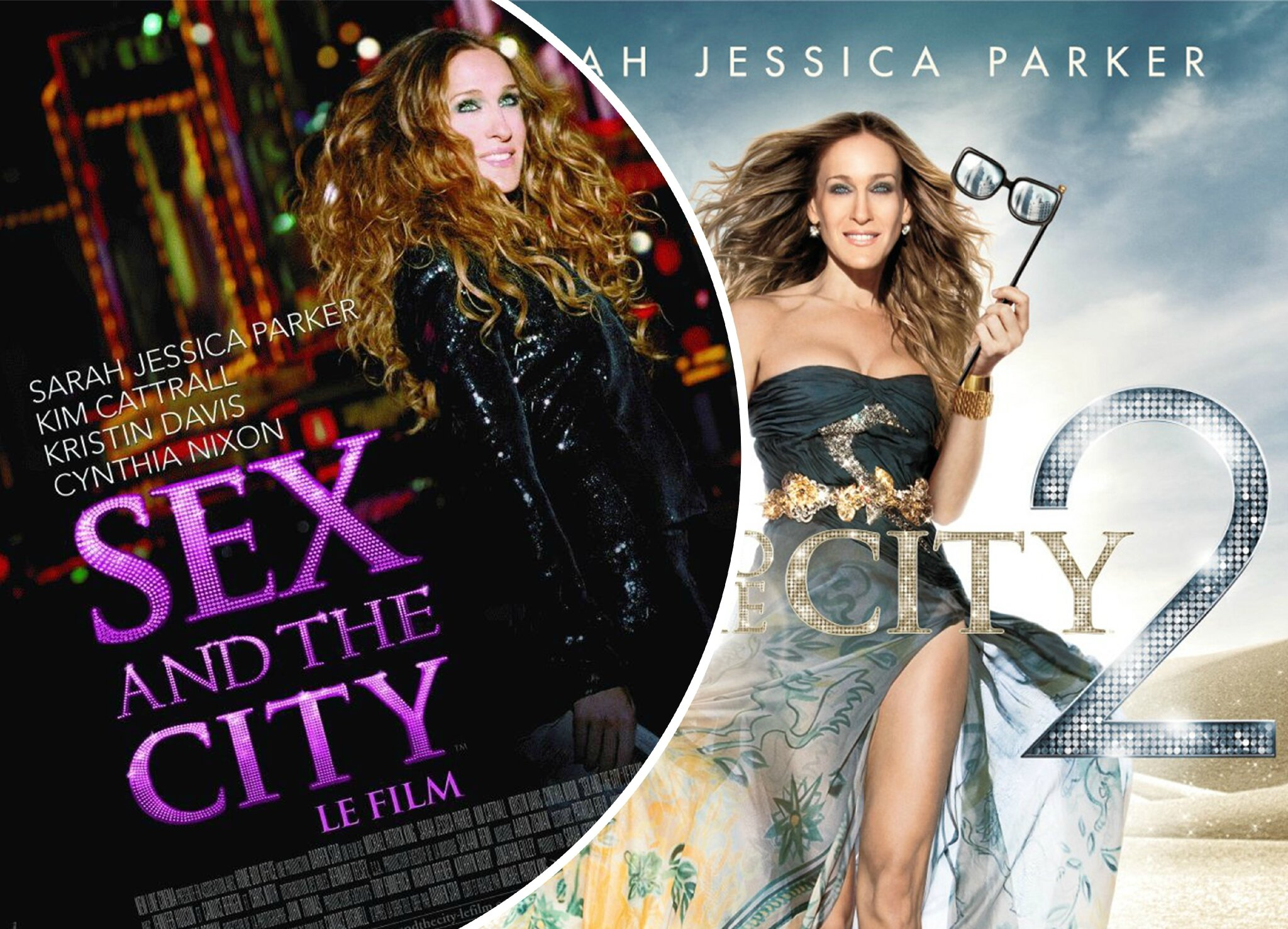 Flashback : Sex and the City au cinéma, on valide ?