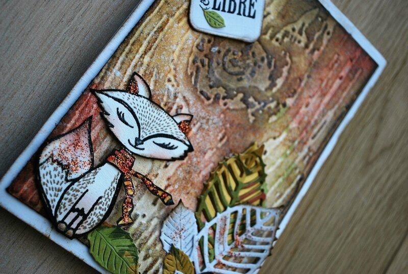 une serie de cartes automnale (6)