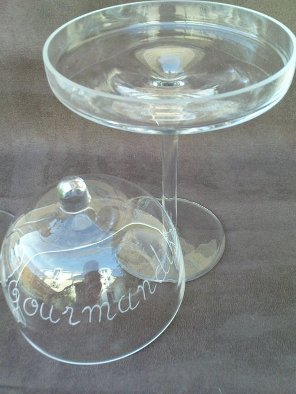 cloche gourmandises