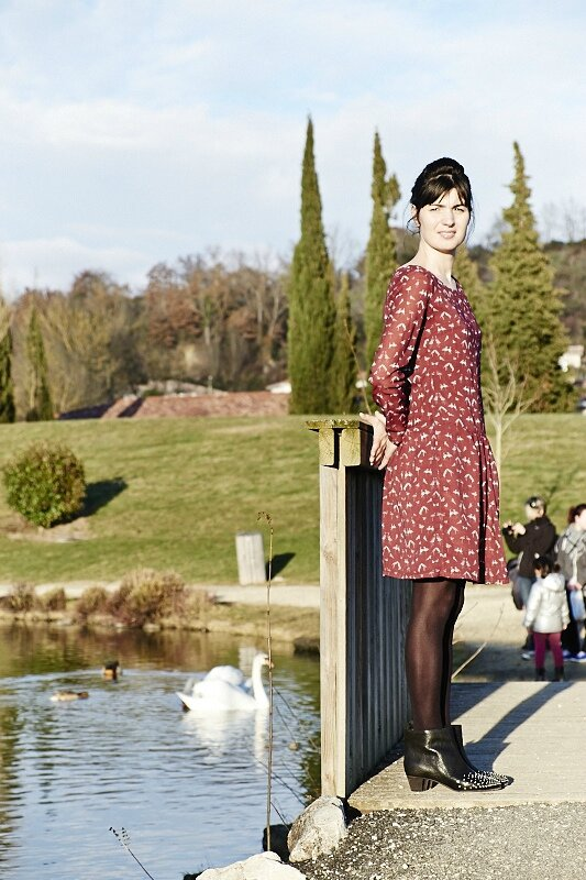Robe Venise Romanne Couture 1