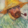 Van Gogh - Autoportrait 10 - 1888