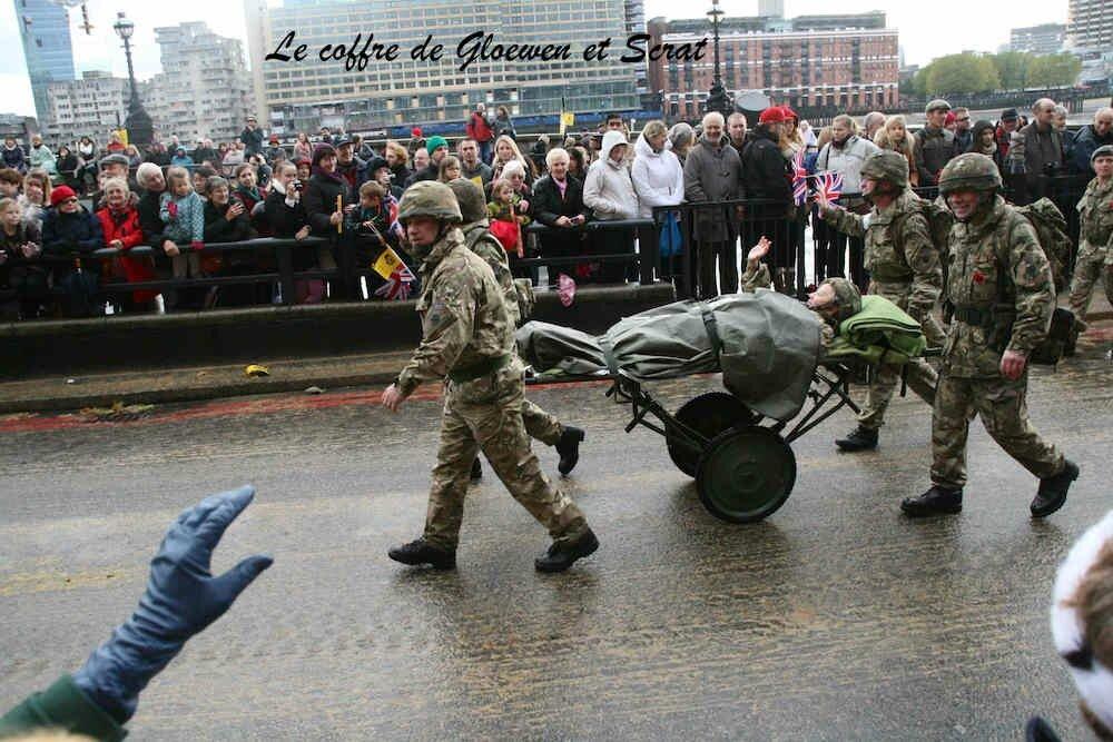 hopitaux de l'armée: Lord Mayor show