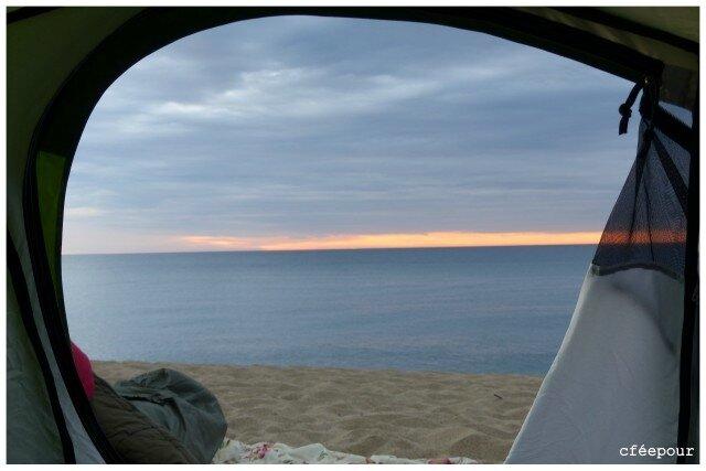 nuit sur la plage de Leucate5