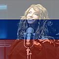 Yulia samoilova représentera la russie avec