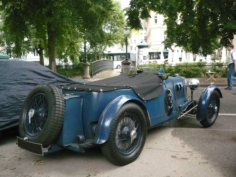 ASTON MARTIN International 1 1-2 Litre Baden Baden (2)