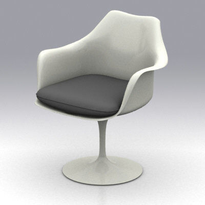 Tulip_Chair_with_Arms