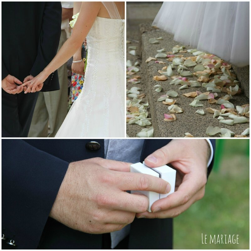 mariage P&F