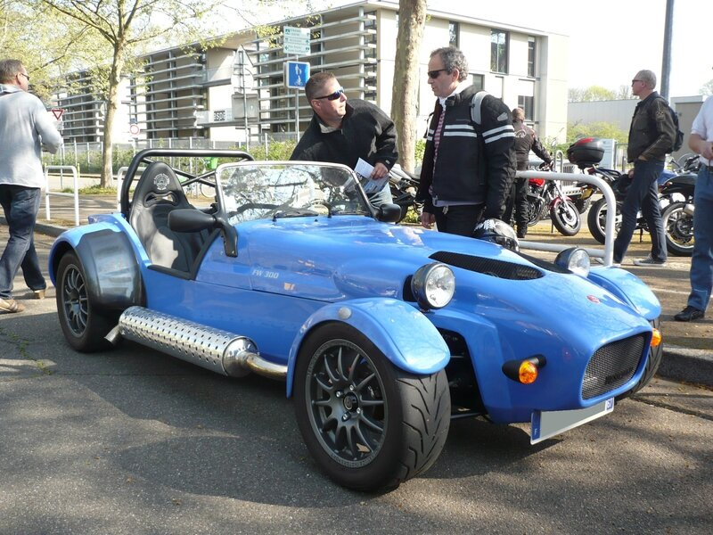 WESTFIELD FW300 ST3 30th Anniversary Special Edition 2012 Strasbourg (1)