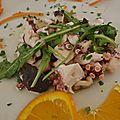 Trani - salade de calamar