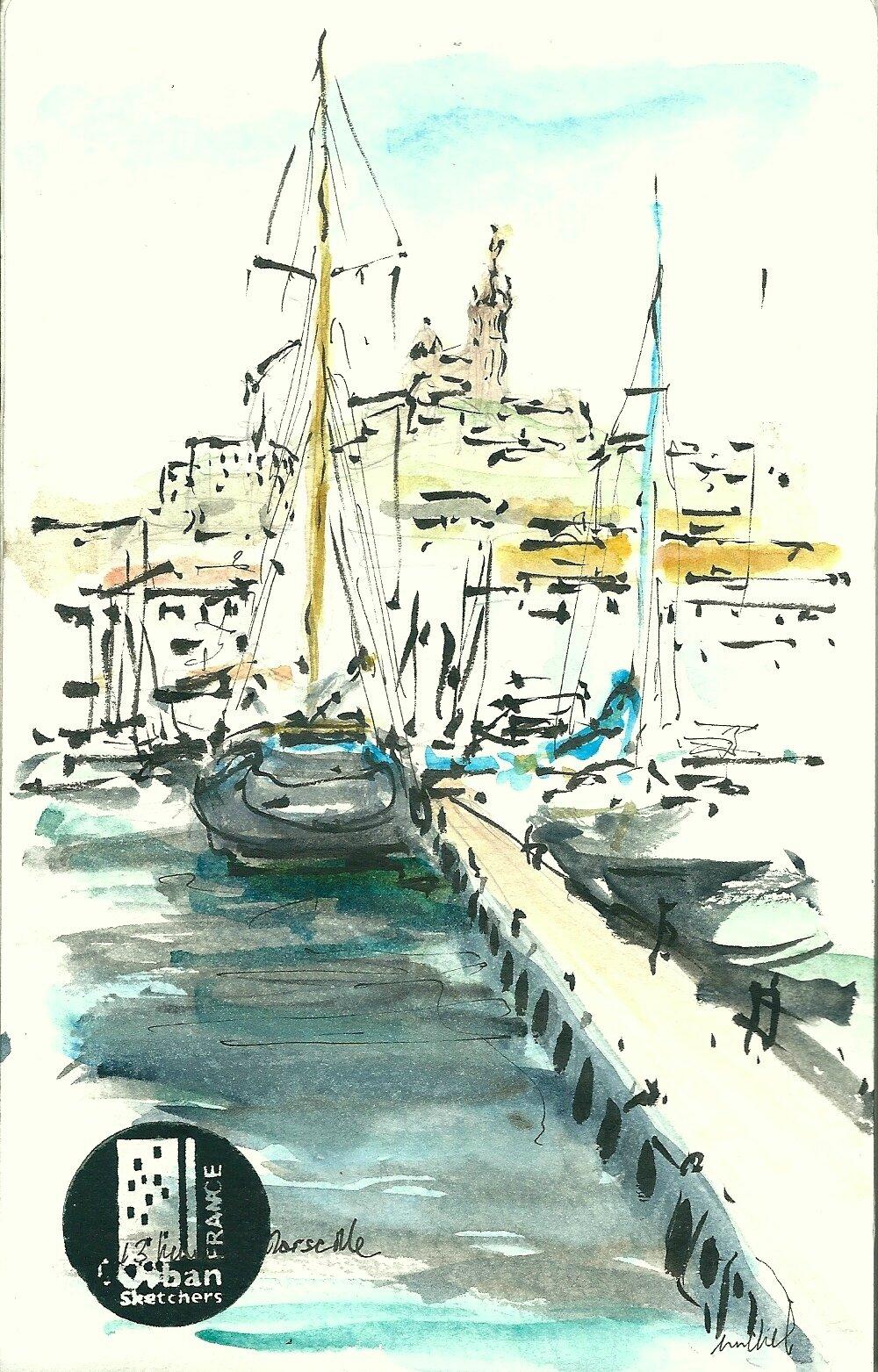 Marseille UsKF 3ème coup d' oeil
