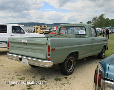 Ford F100 custom pick-up de 1970 (Retro Meus Auto Madine 2012) 02