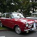 FORD Taunus 12m P4 coupé 1965 Baden Baden (1)