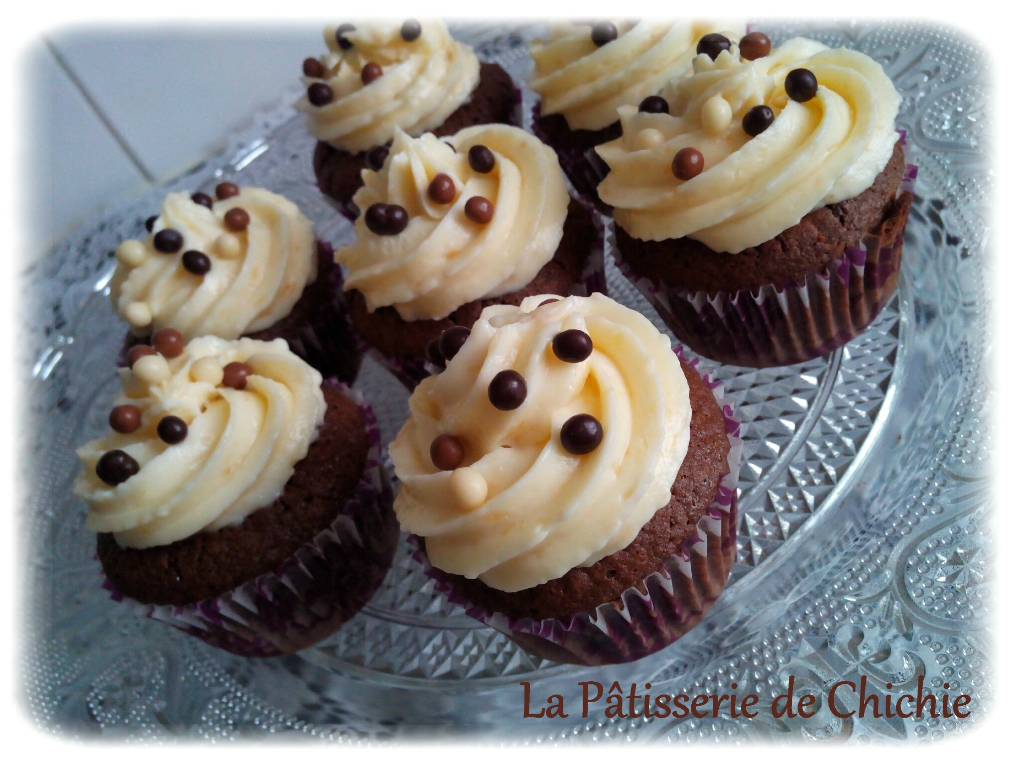 Cupcake et cupcakes...