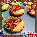Biscuits de noel aux 4 épices sans gluten et sans lactose