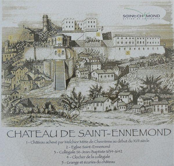 plaque dessin info Château