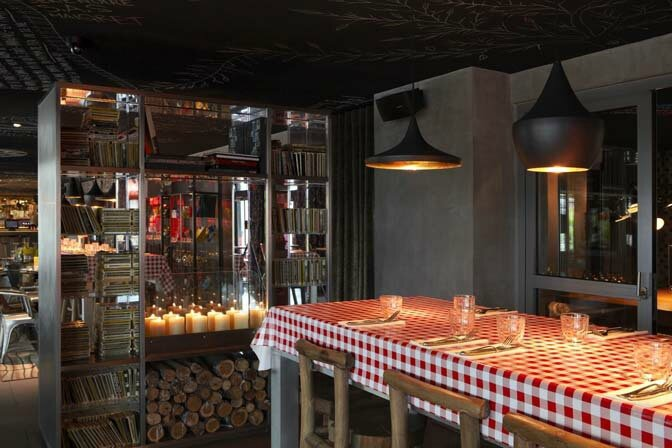 PARIS restaurant-mamashelter
