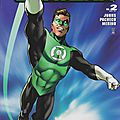 Dc comics : green lantern