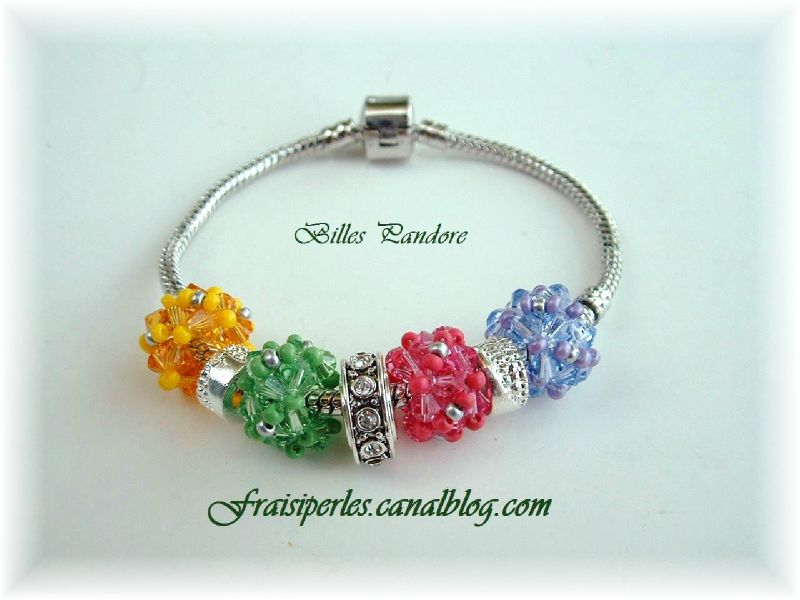 Billes Pandore bracelet