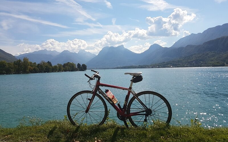 lac Annecy 24 09 2017