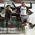 Divergent movie Shailene Woodley Zoe Kravitz