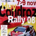 01 Rallye du Condroz 2008