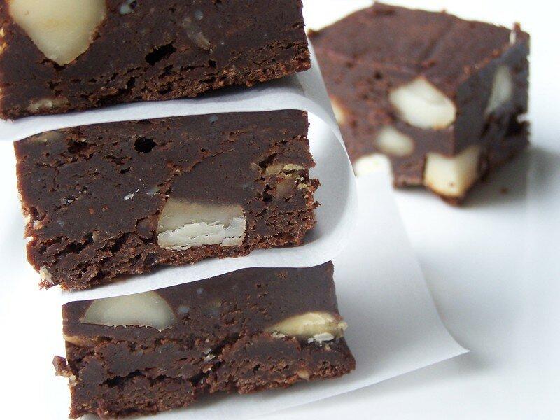 recette gateau noix pommes et chocolat noir – secrets culinaires