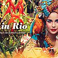 Destination brazil avec kiko:collection life in rio/presentations/swatchs.....