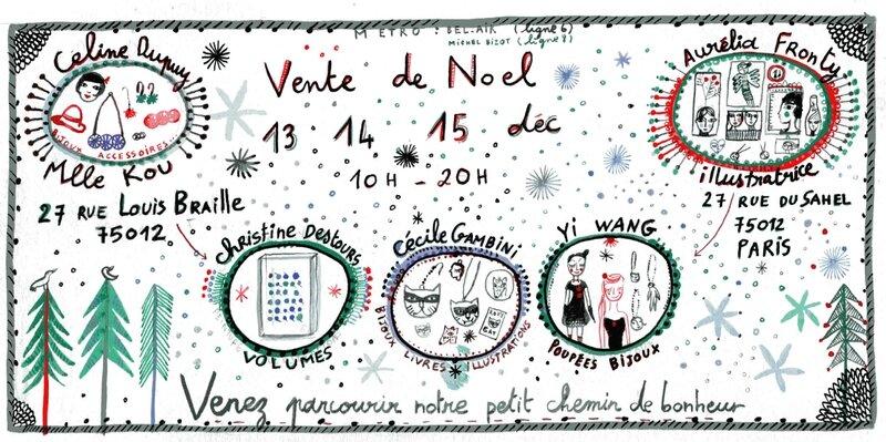 flyer expo noel181