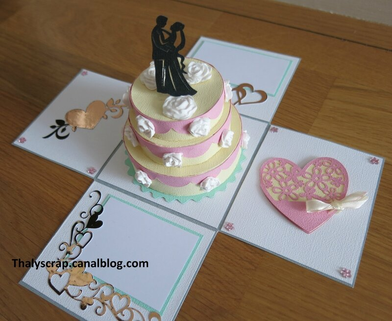 Carte mariage Philippe - 02 b