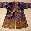 An court outfit, china, qing dynasty, 19th century