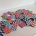 > origami star