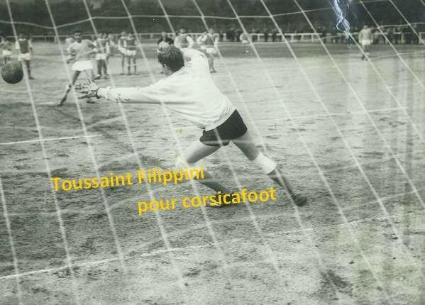 010 1063 - MEP - Filippini Toussaint - Claude Papi - Ses débuts à 1967