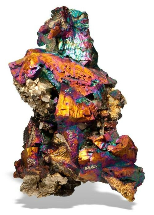 Chalcopyrite, Pedro Claim, Goldmyer Hot Springs, King Co., Washington, USA