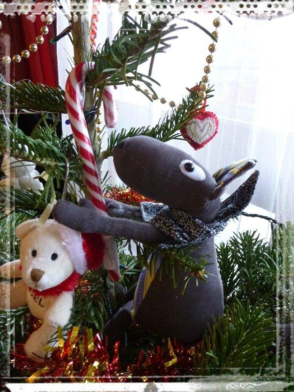 Doudous de Noël (1)