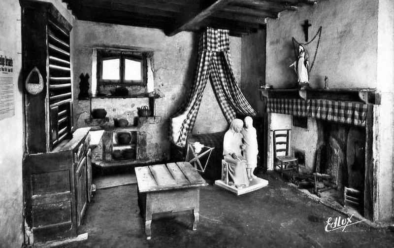 Bartrès, maison de Marie Lagues