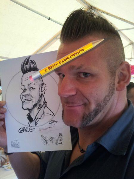 caricature greg le milionnaire caricaturiste france