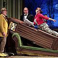 Faux british et vrais fous-rires en ce moment au théâtre st georges