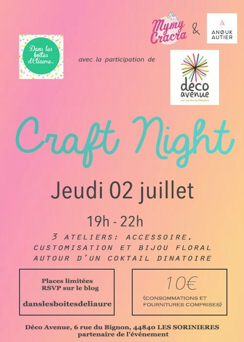 flyer-craft-night-2-juillet-2015