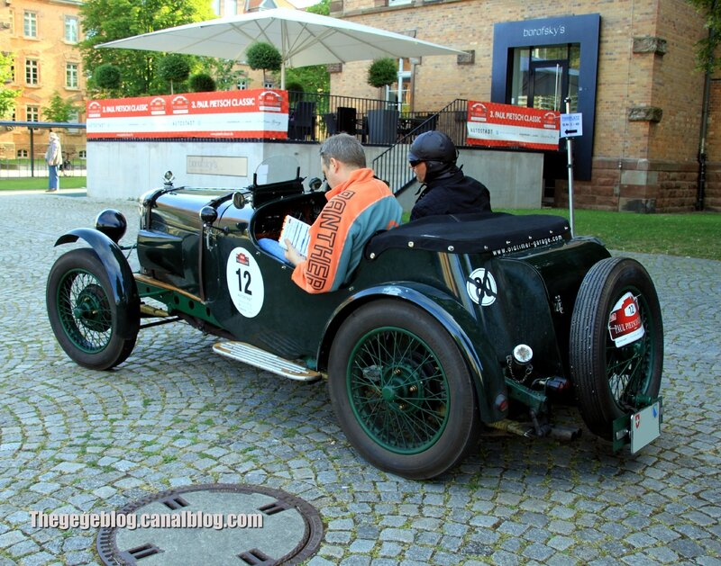 Austin 12-6 super sports special de 1930 (Paul Pietsch Classic 2014) 02