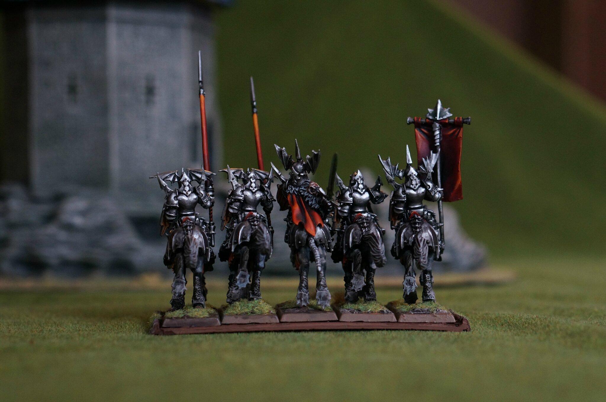 peinture chevaliers de sang (warhammer battle) - Blog amateur, d'un amateur de figurine....