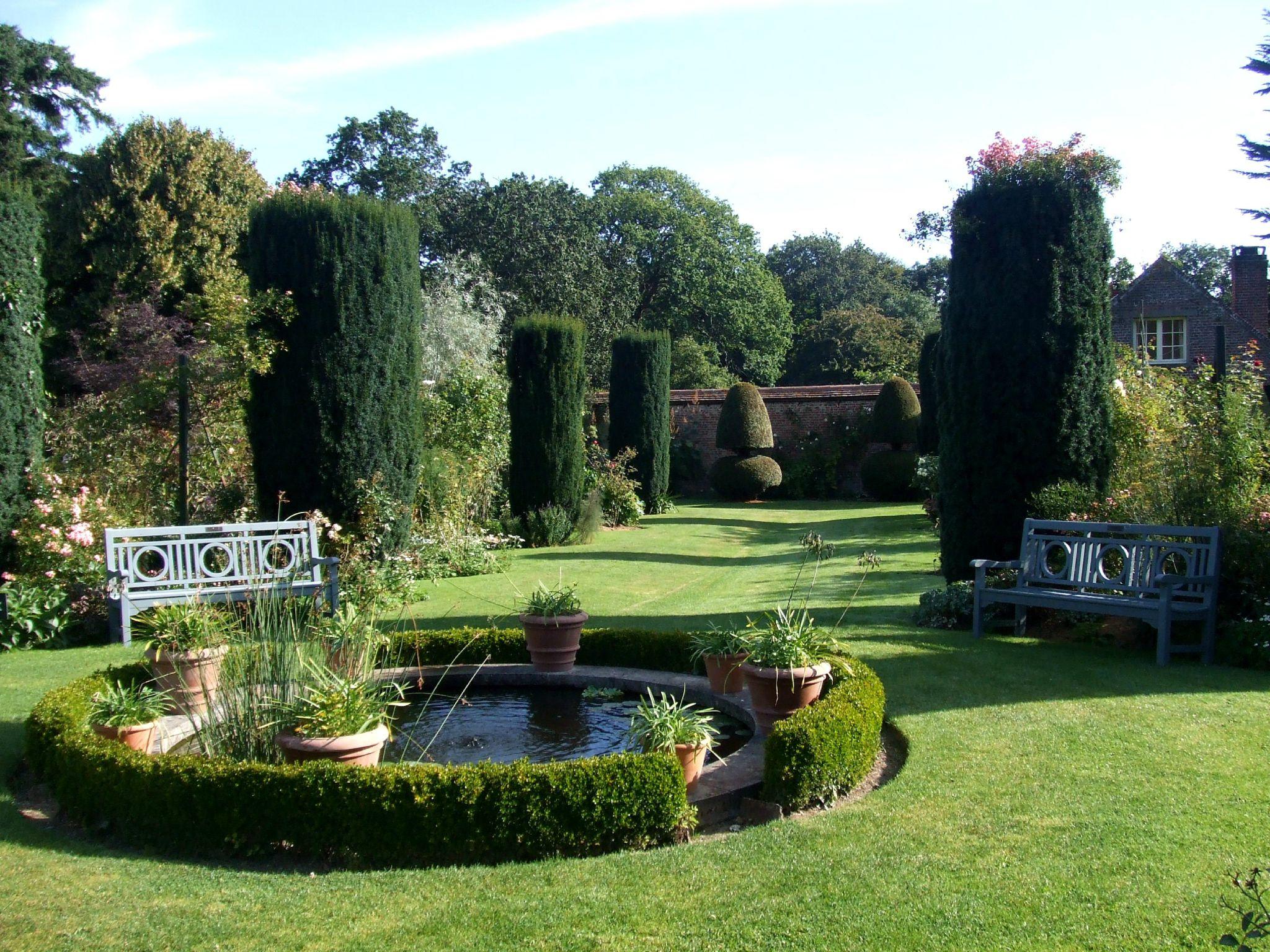 Visite du parc du bois de moutiers sous ma gloriette for O jardin des beautes
